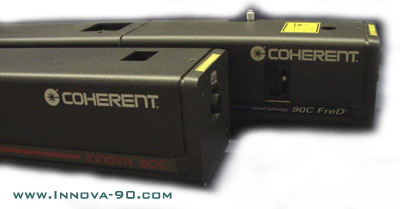 Innova 90C Coherent Laser Ion Laser System, Argon Krypton ArKr - LaserInnovations.com