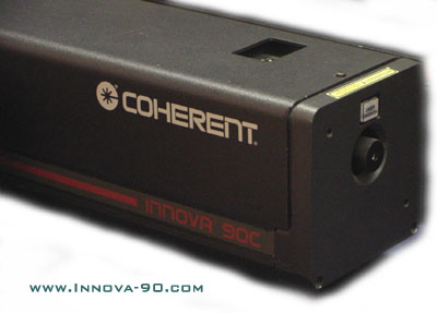 Coherent Innova 90C Ion Laser System, Argon Krypton ArKr - LaserInnovations.com
