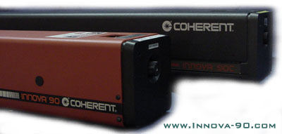 Coherent Innova-90C Ion Laser System, Argon Krypton ArKr - LaserInnovations.com