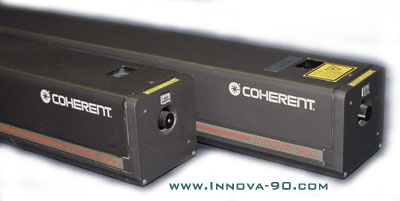 Coherent Laser Innova 90 and 90C Ion Laser System, Krypton Argon ArKr - LaserInnovations.com